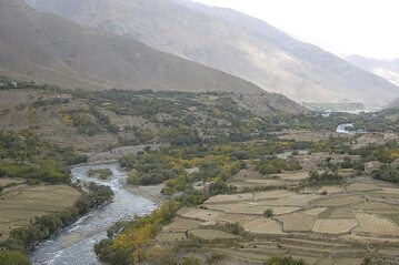 Dolina Pandższeru, Afganistan