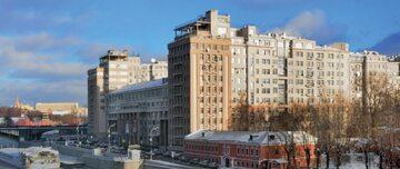 Dom dla prominentów sowieckiej władzy w Moskwie