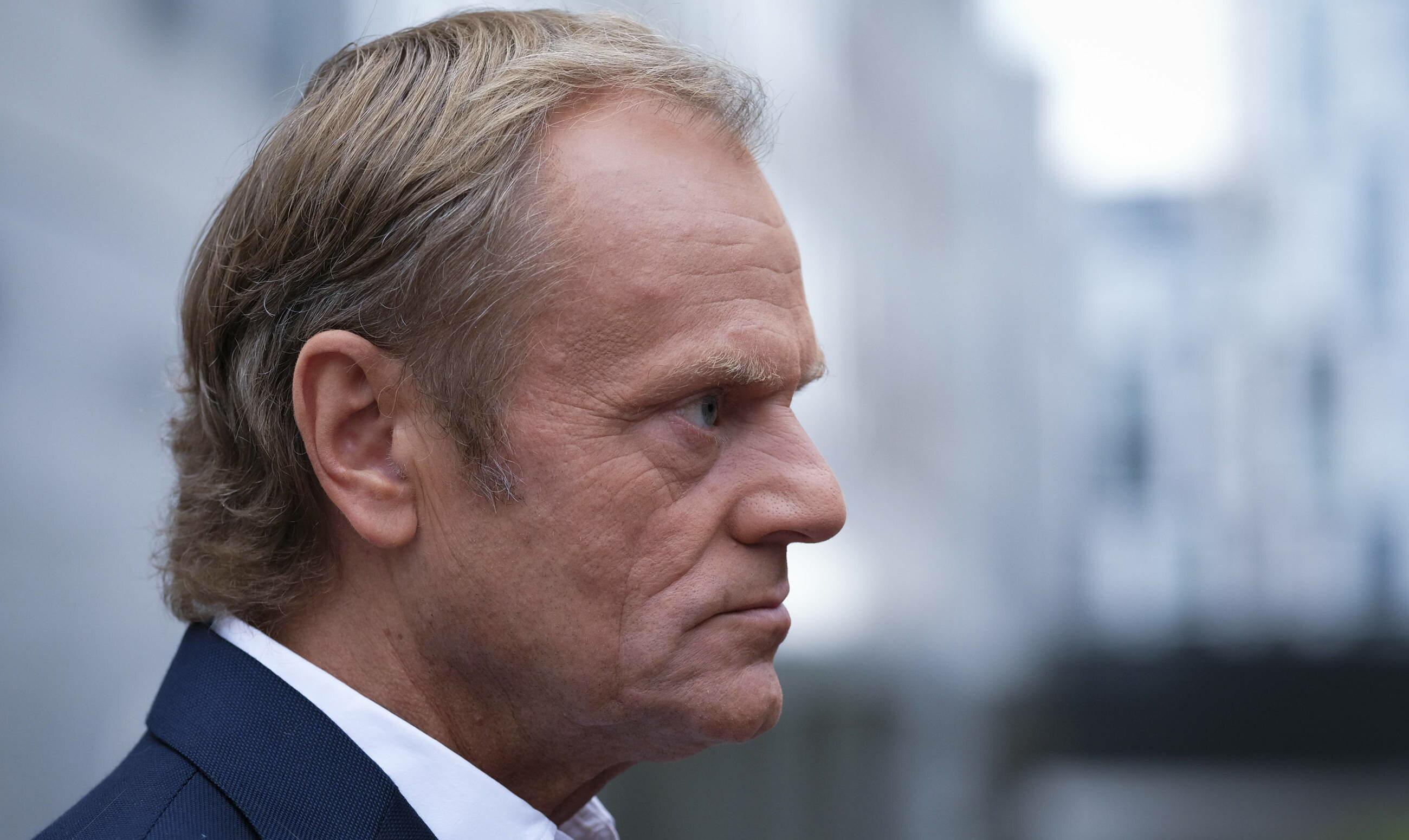 Donald Tusk, były premier