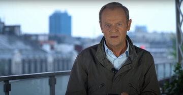 Donald Tusk, lider Platformy Obywatelskiej