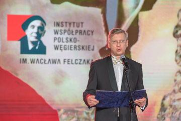 Dr hab. Maciej Szymanowski, dyrektor Instytutu Współpracy Polsko-Węgierskiej