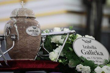 Dr Izabella Galicka odeszła 1 listopada mając 88 lat.