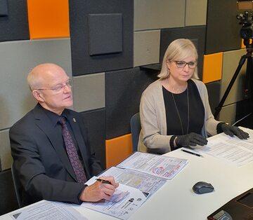 Dr. Janusz Meder prezes Polskiej Unii Onkologii, współzałożyciel Medycznej Racji Stanu