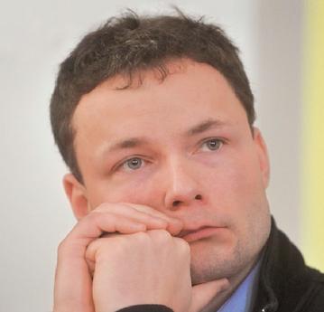 Dr Michał Łuczewski, socjolog