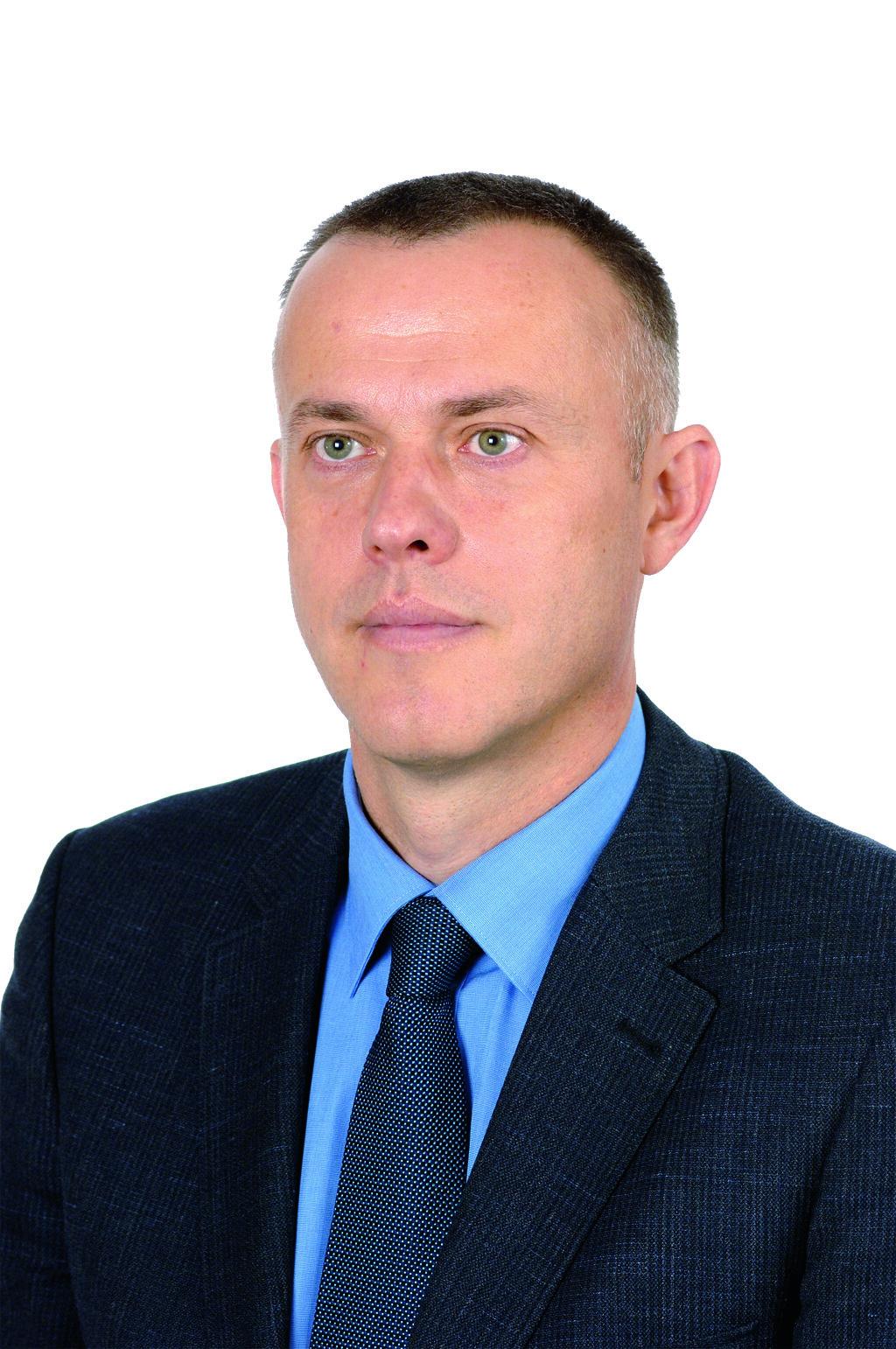 dr n. med. Jakub Gierczyński, MBA, ekspert systemu ochrony zdrowia