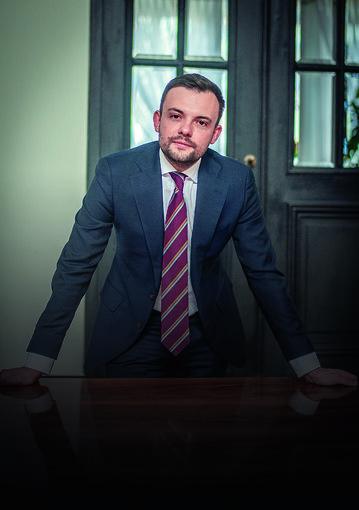 dr. n. med. Radosław Sierpiński, specjalista kardiologii, p.o. prezesa Agencji Badań Medycznych