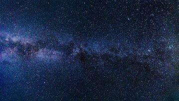 Droga Mleczna, zdjęcie ilustracyjne