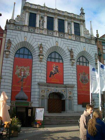 Dwór Artusa Gdańsk