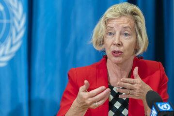 Dyrektor Europejskiej Agencji Leków Emer Cooke