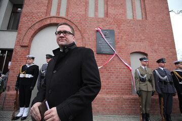 Dyrektor Muzeum Powstania Warszawskiego Jan Ołdakowski