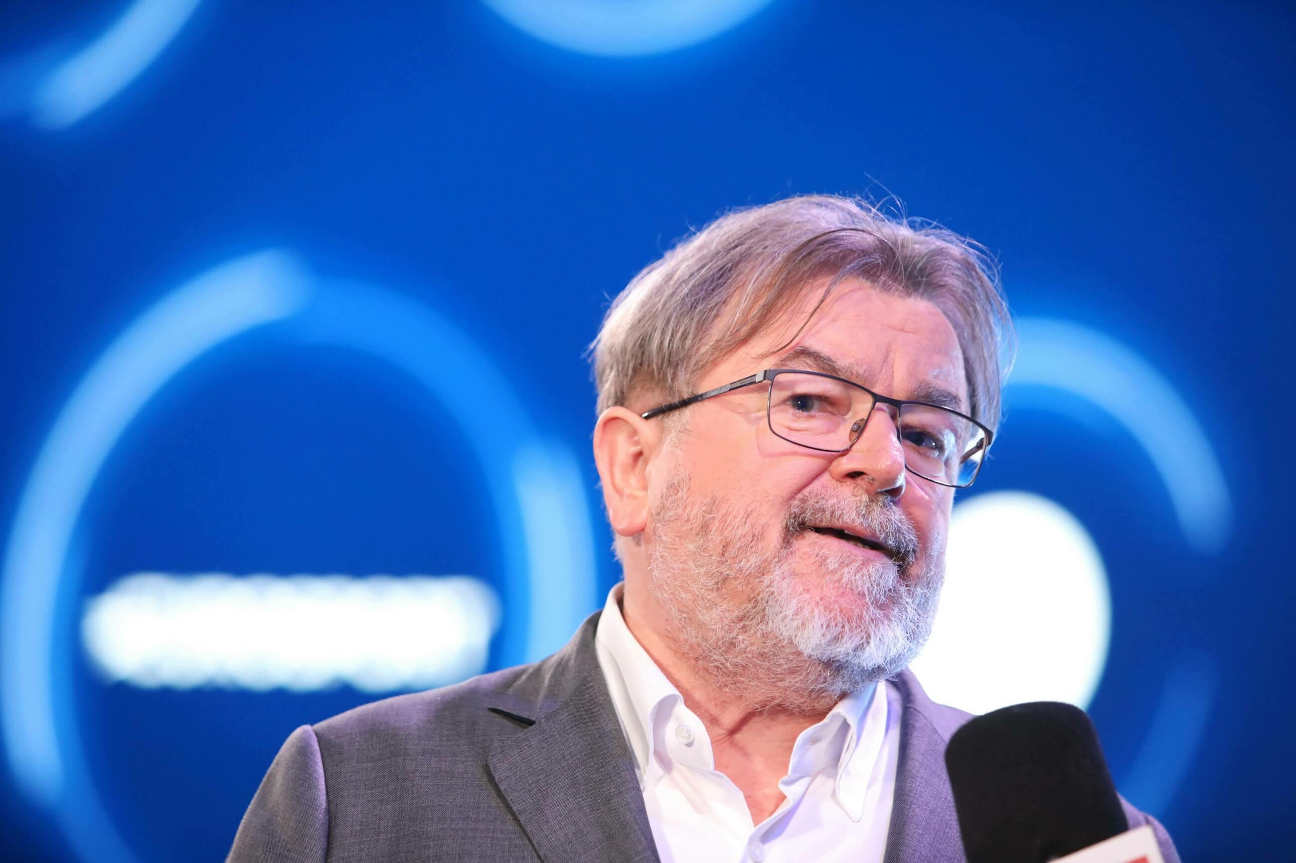 Dyrektor programowy TVN Edward Miszczak