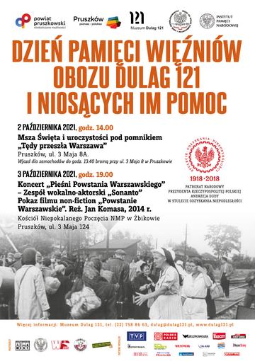 Dzień Pamięci Więźniów Obozu Dulag 121 i Niosących Im Pomoc. Obchody 2021
