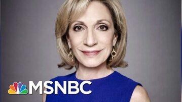Dziennikarka amerykańskiej telewizji MSNBC Andrea Mitchell