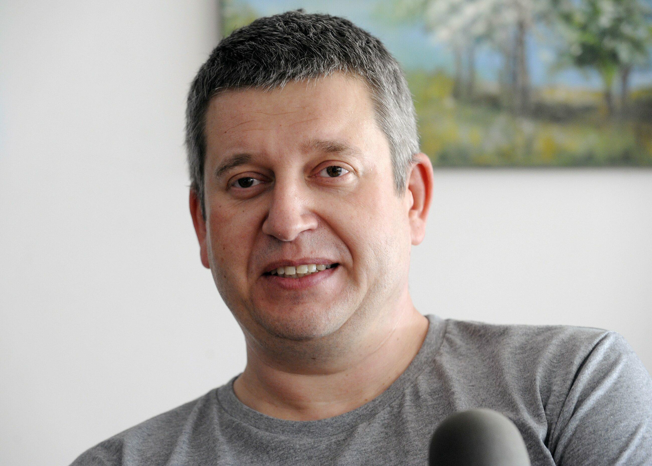 Dziennikarz i komentator polityczny Igor Zalewski