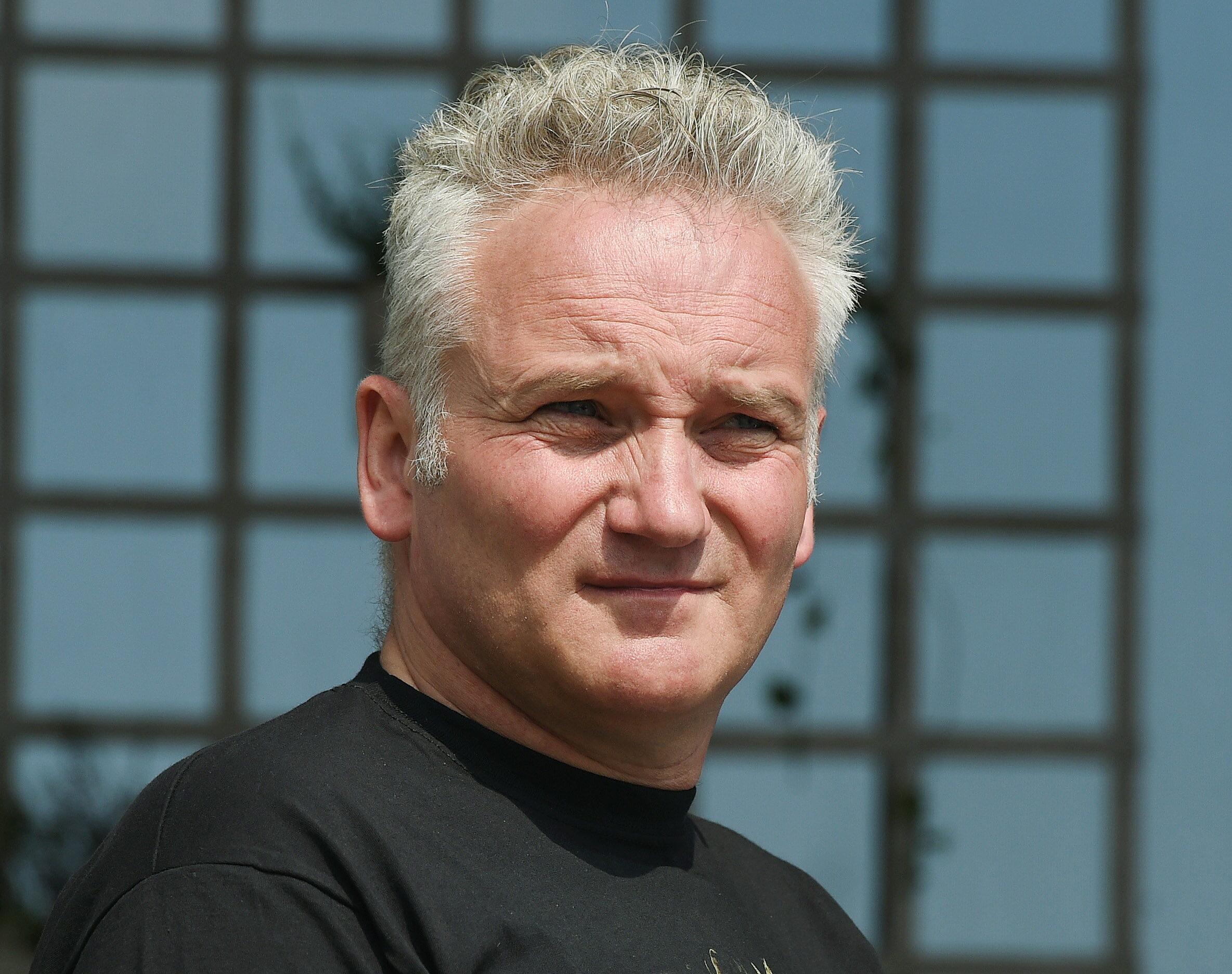 Dziennikarz, prezenter pogody Jarosław Kret