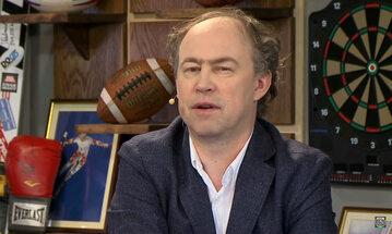 Dziennikarz sportowy Michał Pol