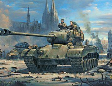 Eagle 7 w akcji - obraz z archiwum Adama Makosa.