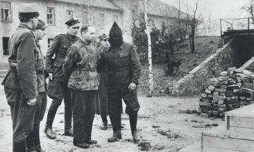 Egzekucja b. komendanta Auschwitz-Birkenau.