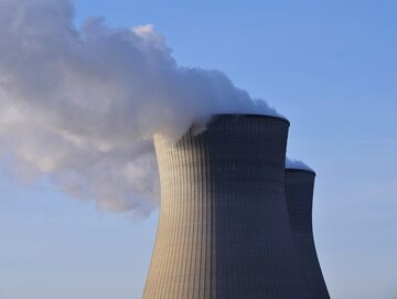 Elektrownia jądrowa, zdjęcie ilustracyjne