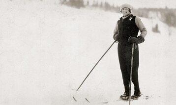 Elżbieta Ziętkiewicz była doskonałą narciarką