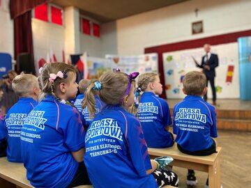 ENEA wspiera pasjonatów tenisa stołowego do najmłodszych lat