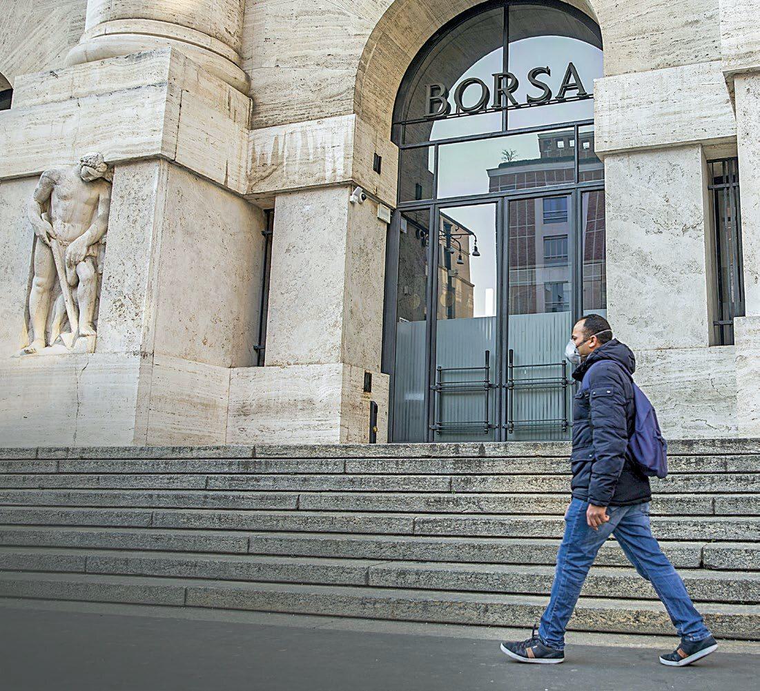 Epidemia koronawirusa doprowadziła do krachu na włoskiej giełdzie