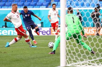 Euro 2020: Mecz Polska - Słowacja