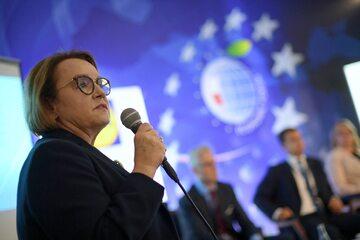 Eurodeputowana PiS Anna Zalewska