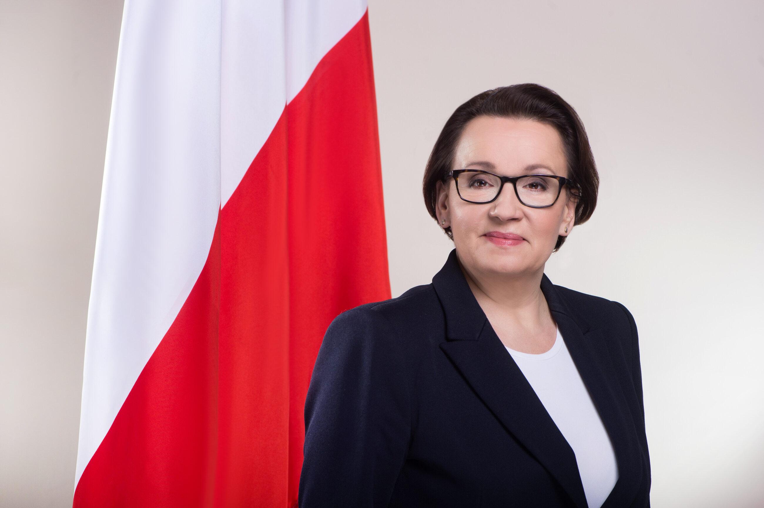 Europoseł Anna Zalewska