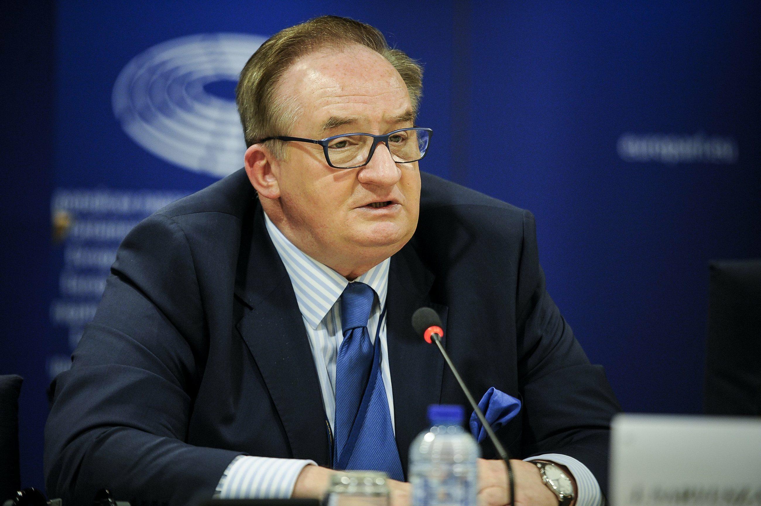 Europoseł Jacek Saryusz-Wolski