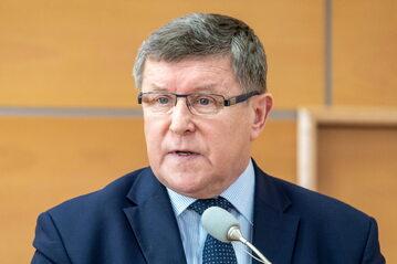 Europoseł PiS Zbigniew Kuźmiuk