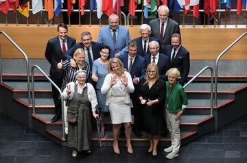 Europosłowie Koalicji Obywatelskiej