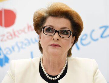 Ewa Gawor, dyrektor Biura Bezpieczeństwa i Zarządzania Kryzysowego m.st. Warszawy
