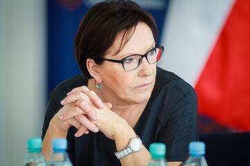 Ewa Kopacz, PO