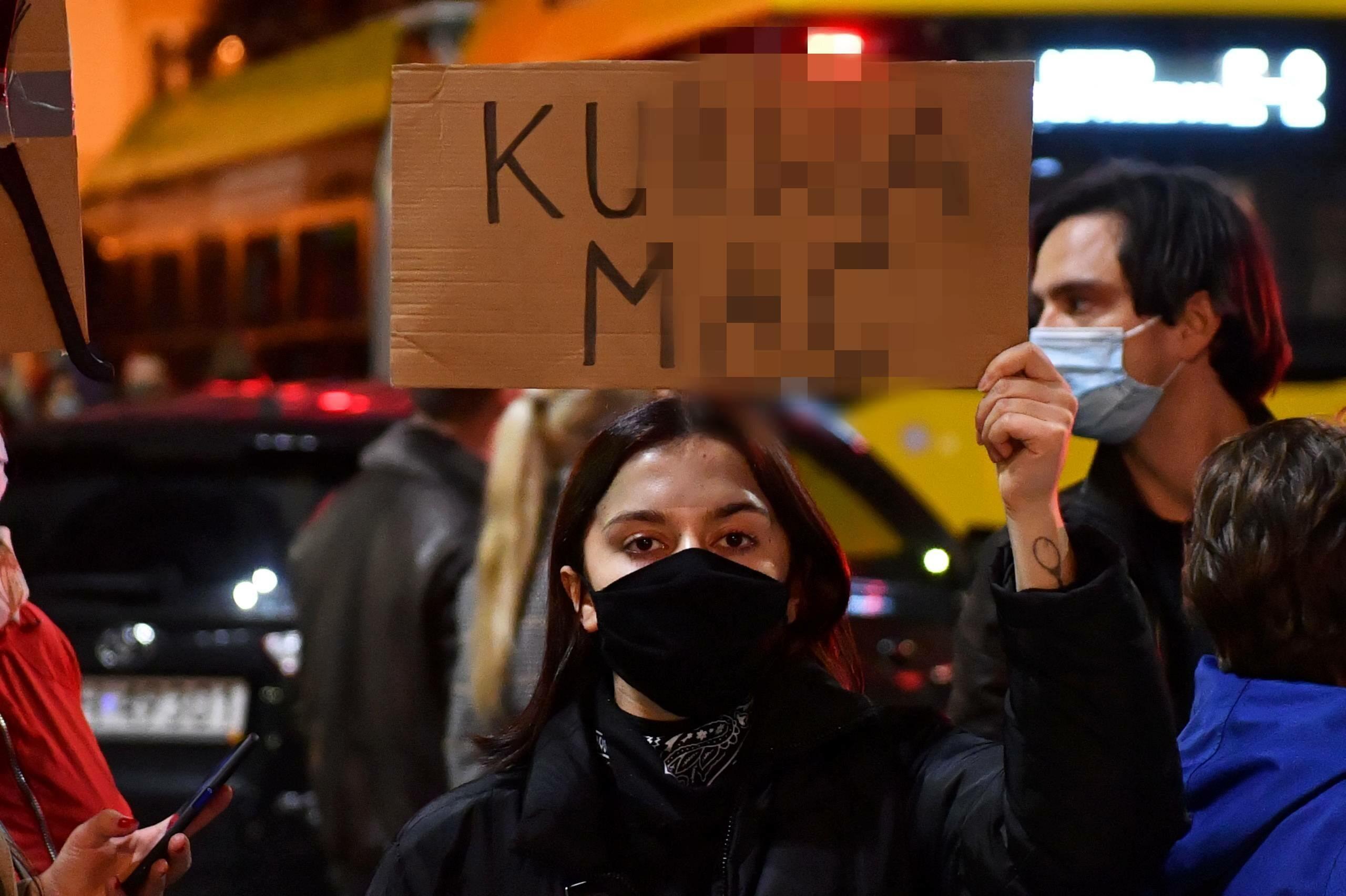 Fala protestów po orzeczeniu TK ws. aborcji eugenicznej