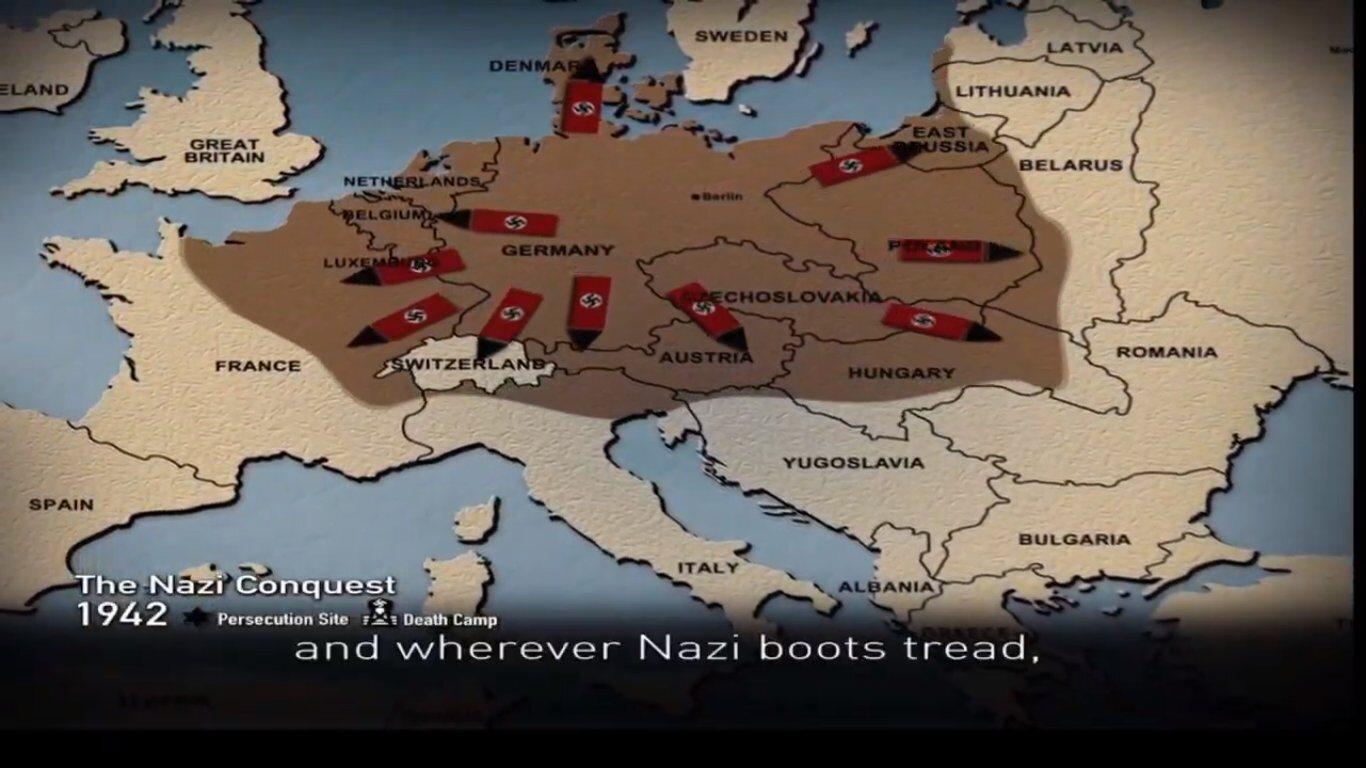 Film wyświetlony podczas Światowego Forum Holocaustu w Jerozolimie