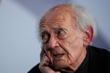 Filozof, socjolog Zygmunt Bauman