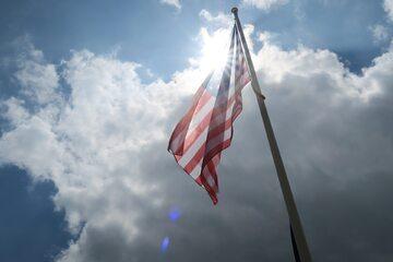 Flaga Stanów Zjednoczonych, zdjęcie ilustracyjne