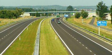Fragment autostrady A2
