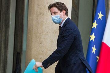 Francuski sekretarz stanu ds. europejskich Clement Beaune