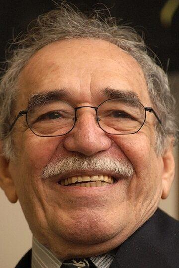Gabriel Garcia Marquez w 2002 roku.
