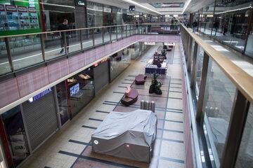 Galeria handlowa w okresie epidemii koronawirusa