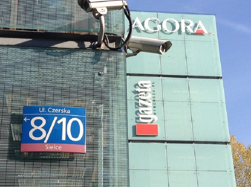Gazeta Wyborcza, Agora