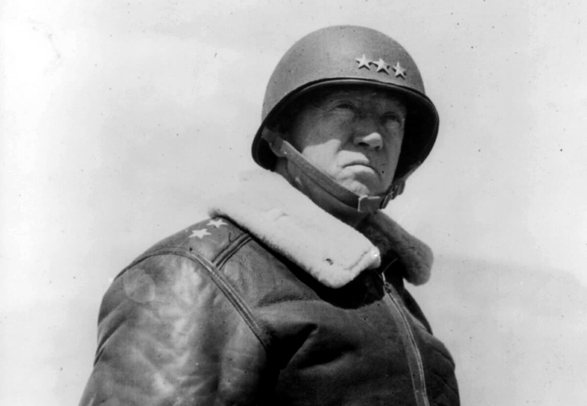 gen. George Patton