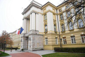 Gmach Kancelarii Prezesa Rady Ministrów, zdjęcie ilustracyjne