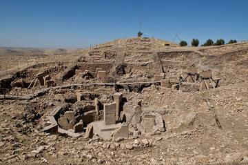 Göbekli Tepe. Stanowisko archeologiczne