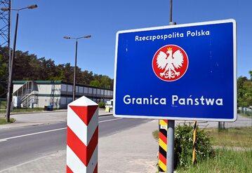 Granica państwa, zdjęcie ilustracyjne