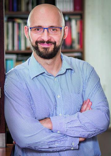Grzegorz Michałek, prezes firmy mks_vir