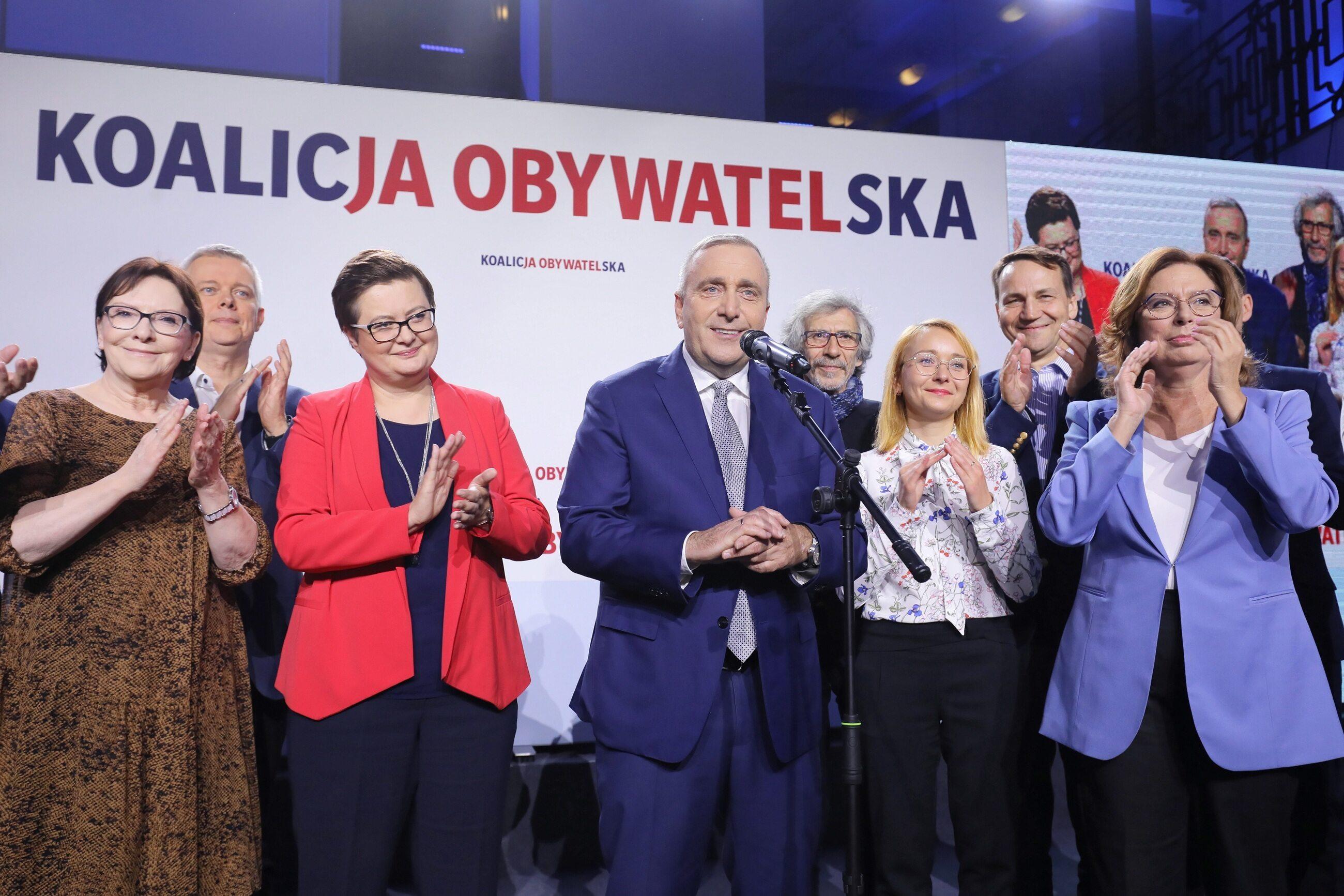 Grzegorz Schetyna, Koalicja Obywatelska