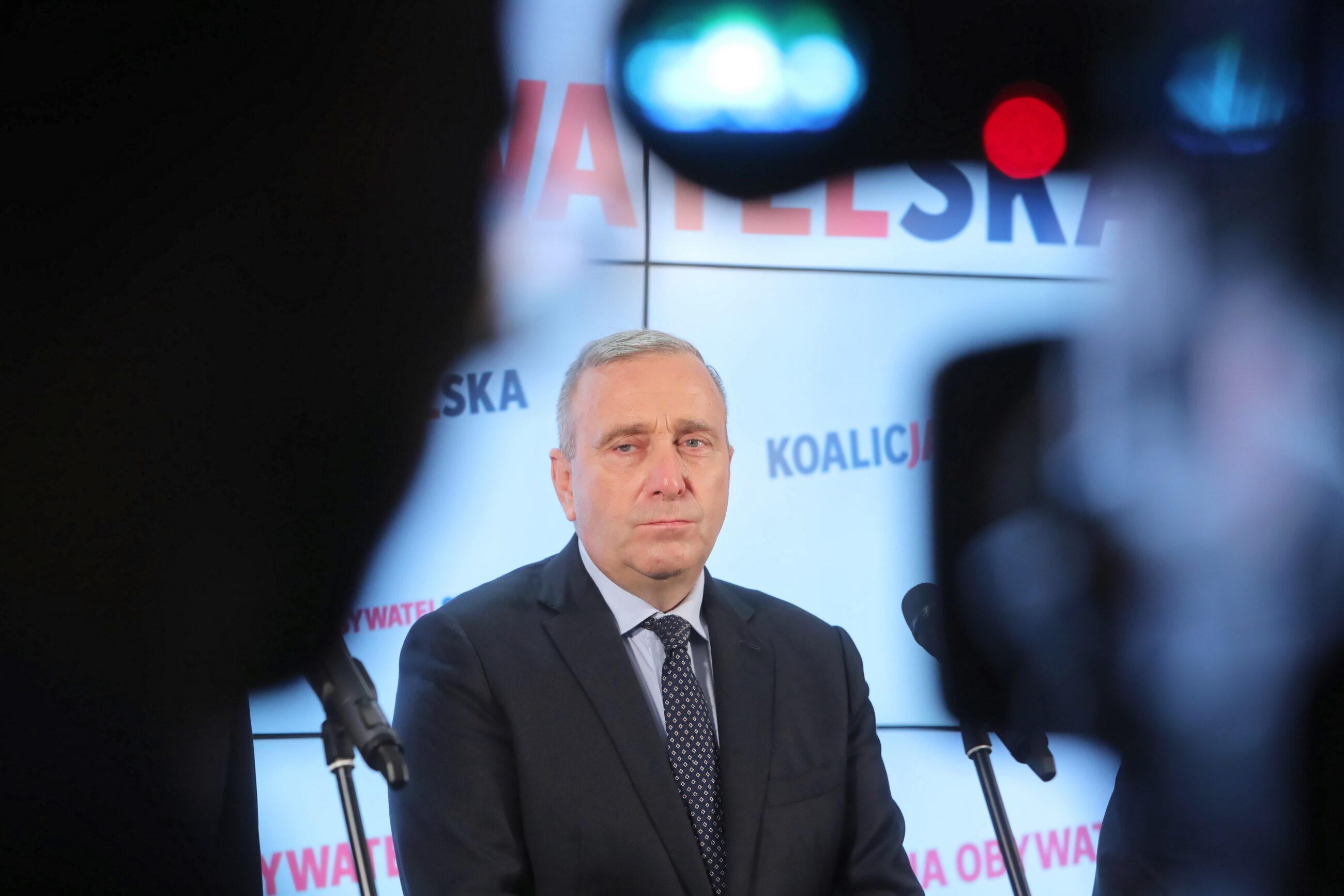 Grzegorz Schetyna, PO